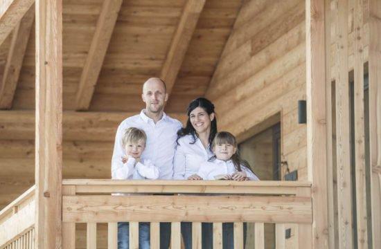 Chalet alpino Feichterhof | Tiles - Bressanone 1