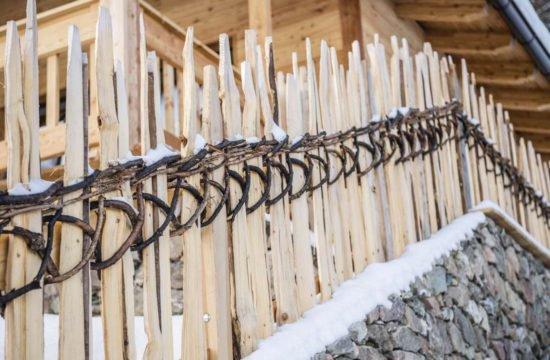 Chalet alpino Feichterhof | Tiles - Bressanone 40