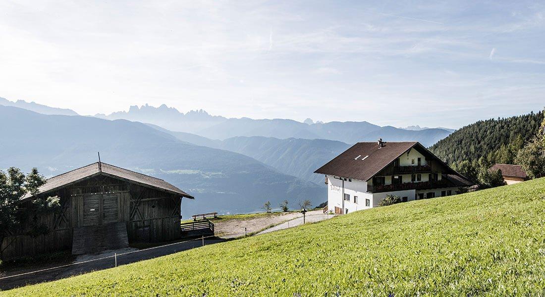 Urlaub auf dem Bergbauernhof