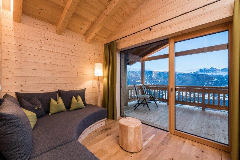Chalet alpino Feichterhof Alto Adige (4)