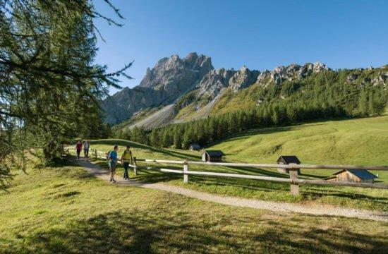 Vacanza escursionistica in Valle Isarco
