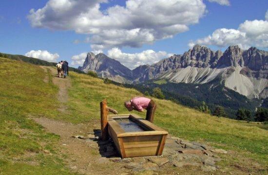 Escursionismo a Bressanone