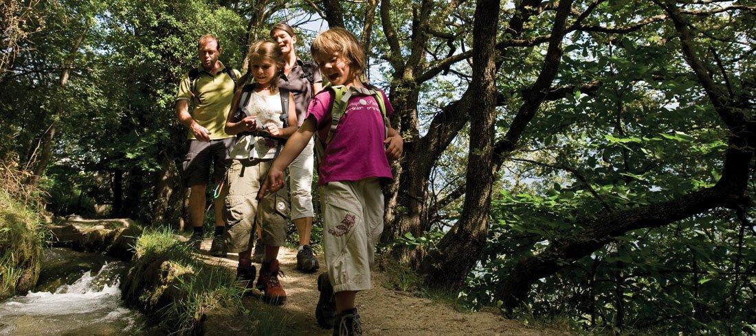 Vacanza escursionistica in Valle Isarco - in marcia verso il Lago di Rodella!